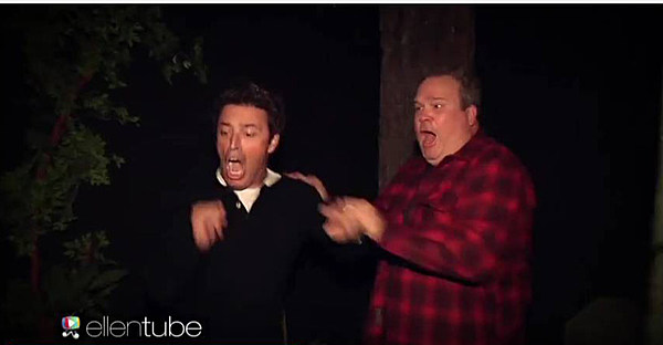 Andy from the ellen show and modern family eric for Eric stonestreet house
