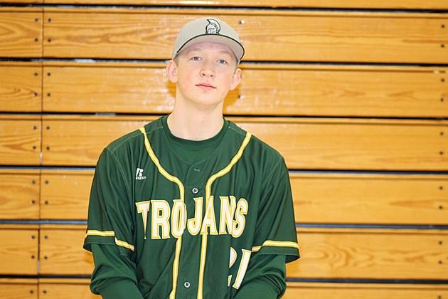 Drew Shea #21 Sophomore Photo Chris Popper