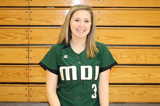 Lindsey McEachern #3 Sophomore Captain Photo Chris Popper