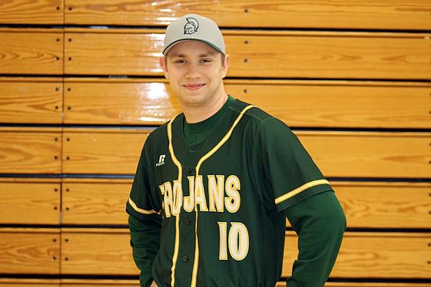 Riley Swanson #10 Senior Photo Chris Popper